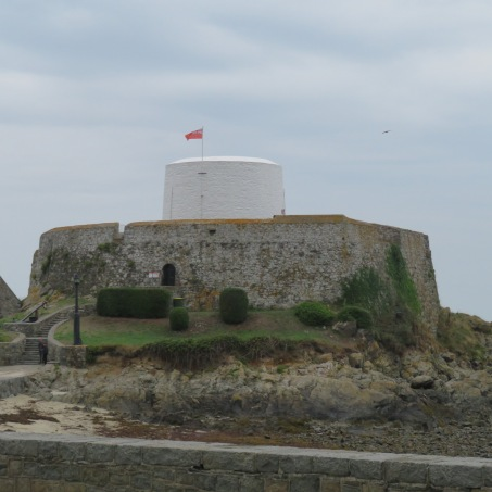 Guernsey fortress