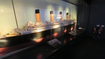 Titanic Belfast tour