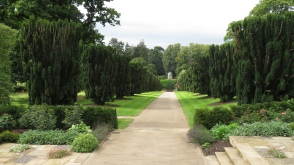 Hillsbourgh castle gardens