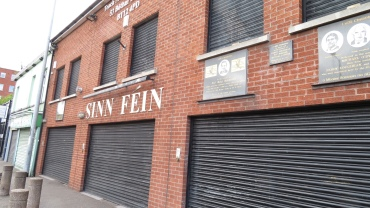 Sinn Fein Headquarters - Belfast