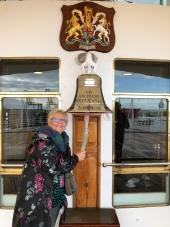 Barbara bell ringer Britannia