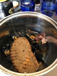 Delicious Mussels!