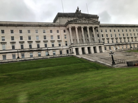 Belfast government buildings