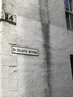 Kirkwall street