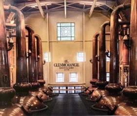 Tain! Scotland x Glenmorangie distillery