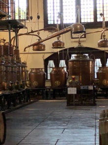 Benedictine distillery